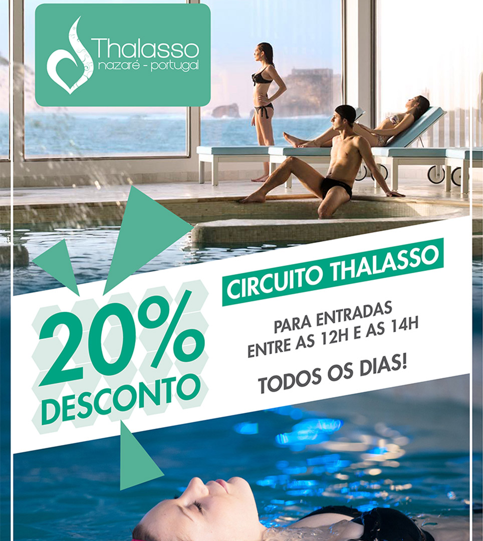 Circuito Wellness : Thalasso nazareth portugal thalassotherapy health and wellness